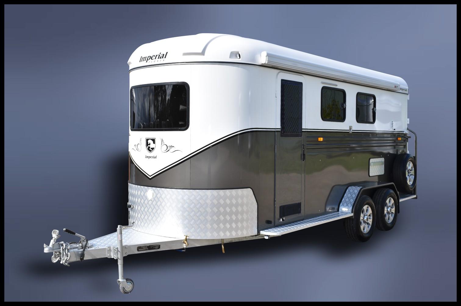 Horse Floats For Sale In Nsw Australia Imperial Windsor Caravan Wiring Diagram Ultimate Luxury